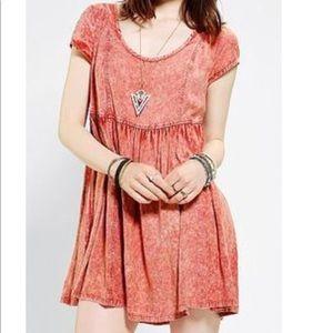 Ecote boho dress