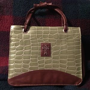 Handbags - Bible cover with handle