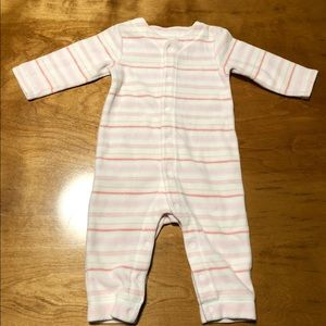 Girls BABY GAP Outfit / Sleeper 6-12 Months