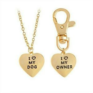 Doggy and Mommy jewelry set
