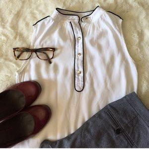 BR Sleeveless Dress Top, 00P