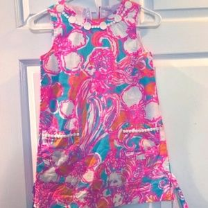 Lilly Pulitzer Feeling Tanked Shift