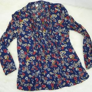 Old Navy Women's Long Sleeves Size S Top-Blouse