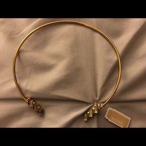 Michael Kors  Black Tie Affair Necklace