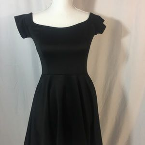 Little black fair dress small