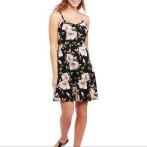 Floral Stretch Sundress -XL