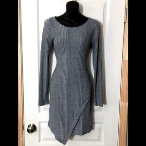 Ribbed sweater dress ❄️