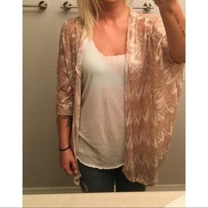 • CUTE CHIC BUTTERFLY CARDIGAN •