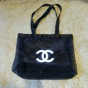 Chanel Mesh Tote VIP Gift