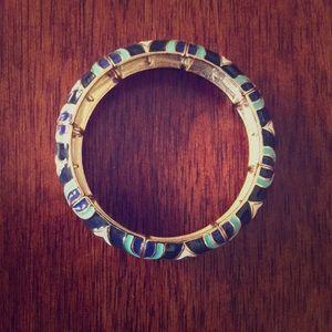 Stella&Dot Haddie bangle bracelet great condition