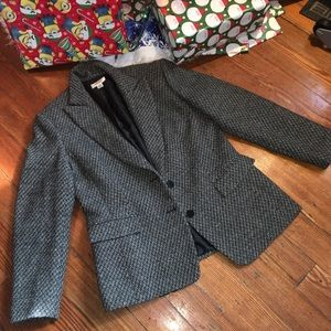 Talbots Thick Blazer Jacket Size 14