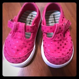 Other - Cute Pink toddler shoes size 3. Great condition