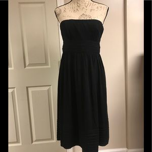 ❗️BOGO❗️J. Crew Silk Strapless Dress