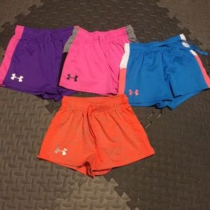 Other - Under armour loose fit shorts size youth small