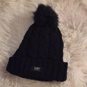 Ugg fleece lined hat