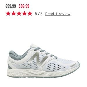 New Balance Fresh Foam Zante Breathe Running Shoes