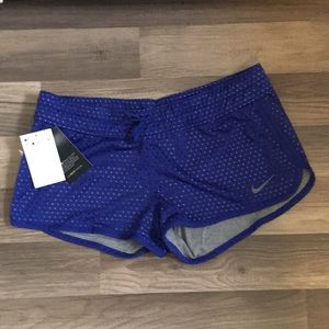 NWT Nike mesh reversible shorts