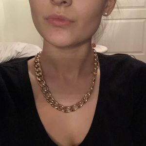 Gold Chain Medium size Necklace