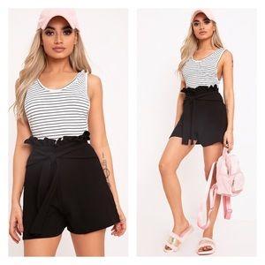 PrettyLittleThing ❤️ Paperbag Waist Shorts