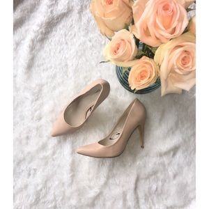 Blush Nude Stilettos NWOT