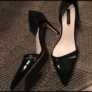Black Zara pumps, Size 9