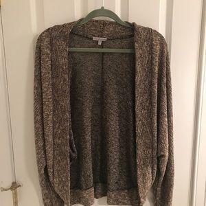 Multi colored sweater Cardigan