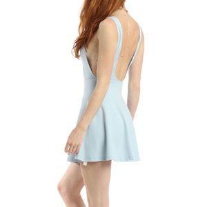 American Apparel Ponte Skater dress