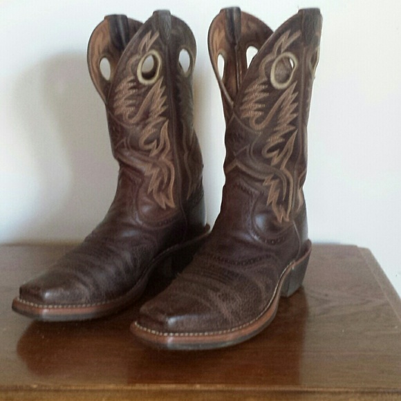 86e16daa9cad Ariat Other - Ariat men s cowboy boots circuit striker