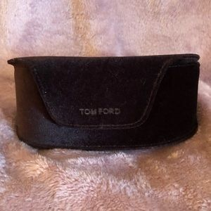 Tom Ford sunglasses case