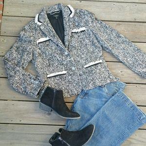 Gorgeous Talbot tweed blazer