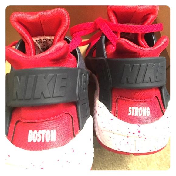 Custom Made Nikes Boston Red Sox | Poshmark