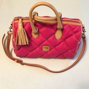 Dooney & Bourke Spicy Collection: Quilted Bag