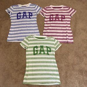 3 GAP T- Shirts!!