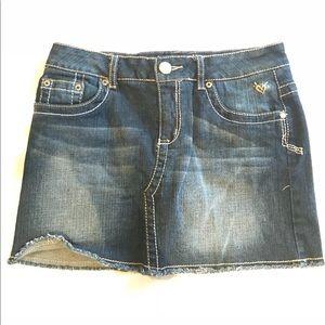 Girls' Jean Skirt