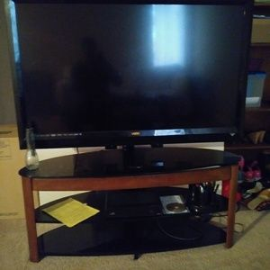 T.V with stand
