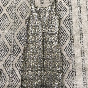 Zara Sequined Dress