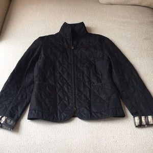 Quilted Burberry Jacket Size S