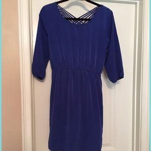 BEAUTIFUL EUC Blue dress