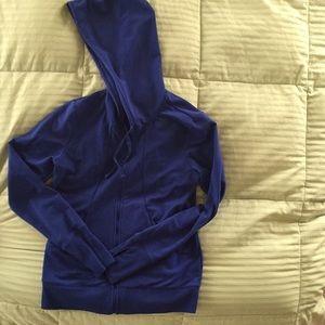 GapFit zip hoodie.