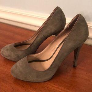 Zara heels, still have life! Soft and stylish.