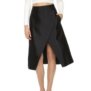 C/Meo Collective one life black party skirt
