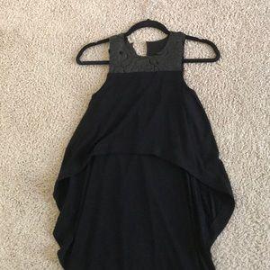 BCBGeneration black dress. Size XS. NWT