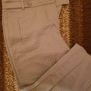 Ann Taylor Loft Dress Cropped Pant
