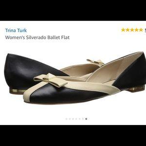 b3fb42704 Trina Turk Shoes - Trina Turk Ballet Flats. Sz.8