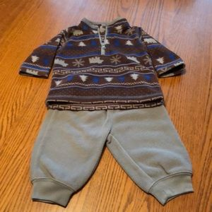 Other - Child of Mine Fleece Outfit.                  NWOT
