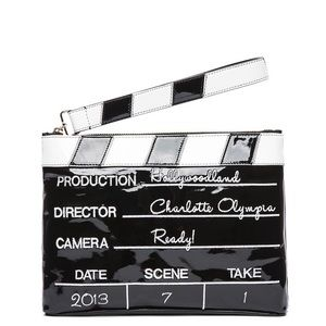 Charolette Olympia {Lights!Camera!Action!} Clutch