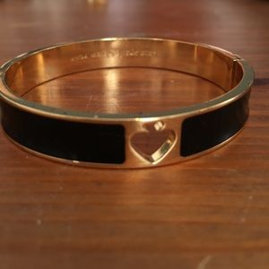 Kate Spade Hinge Bangle Bracelet
