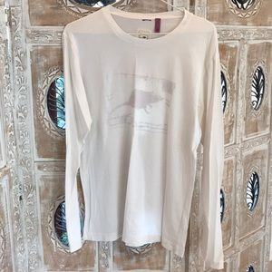 Marc Jacobs White Long Sleeve