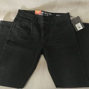Mossimo 32 x 32 Men's Jeans Black