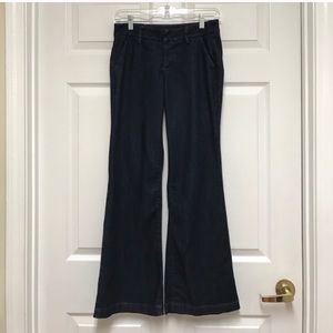 NWT Level 99 Wide Leg Jeans, 27P / 4P